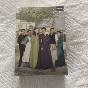"""""""Lark Rise to Candleford"""" complete collection."""